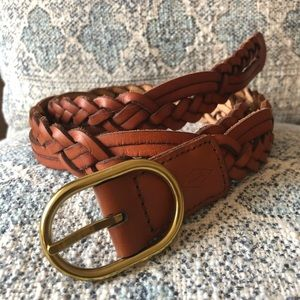 Fossil tan belt